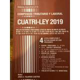 Compendio Tributario Y Laboral Cuatri-ley 2019 J Fajardo