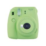 Camara Instantanea Instax Mini 9 Verde Lima