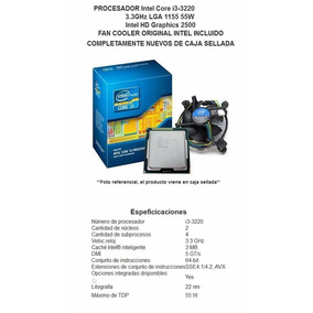 Procesador Core I3-3220
