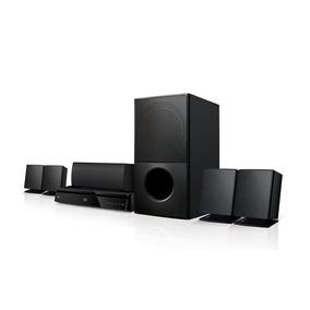 Teatro Casero Con Bluetooth Y Dvd 5.1 1000 Watts Lhd627