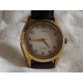 Reloj Haste Vintage Adaptado Cuerda 17 Joyas