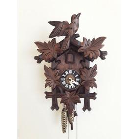 Relógio Cuco Alemão, Floresta Negra, Marca Regula
