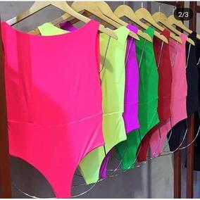 Kit 3 Body Neon Moda Instagram Moda Blogueira Suplex