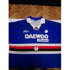 Camiseta Sampdoria 2018 - Camisetas de Clubes Extranjeros para ... de08fa8191f9e