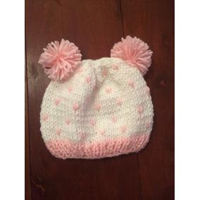 Moldes Para Hacer Gorros Para Bebes A Dos Agujas Y Crochet - Ropa y ... ca31976eb77