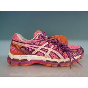 Zapatillas Running Asics Gel Kayano 20 Mujer N°39 Poco Uso 5e09cdf42e