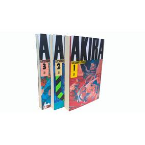 Akira - Coleção Com 3 Volumes - Jbc