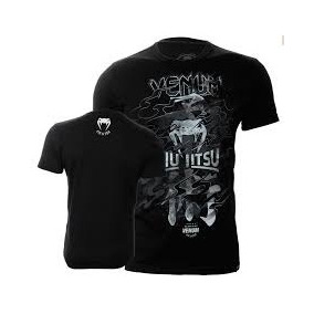 Camiseta Venum Jiu Jitsu Guerreiro - 100% Original 14fb1bc7b793f