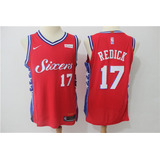 f05b5710b9 Camisa Redick 17 Philadelphia 76ers Oficial - Frete Gratis