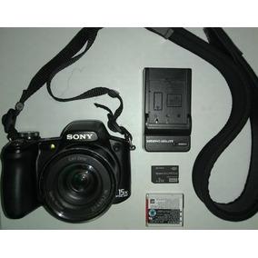 Camara Fotografica Semi Profesional Sony Dsc-h50