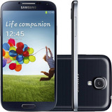 Smartphone Samsung Galaxy S4 I9500 16gb 13mp Preto (vitrine)