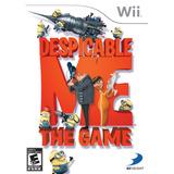 Despicable Me: El Juego Para Wii