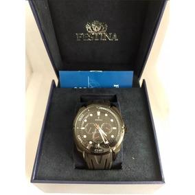 bb001829214 Pulseira Festina Modelo F16184 De Luxo Masculino - Relógios De Pulso ...