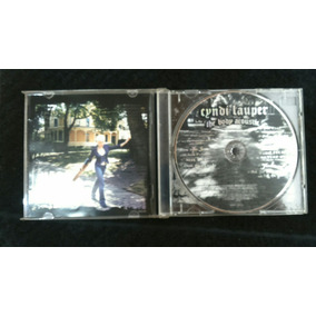 Cyndi Lauper Cd The Body Acoustic..seminovo Otimo Cd