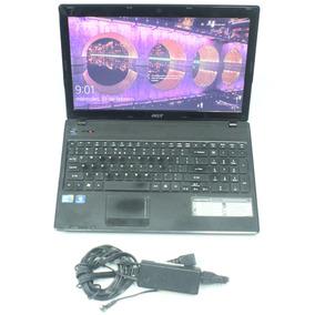 Laptop Acer Aspire Corei5 5742 320gb Hdd, Ram 4gb 100% Ok
