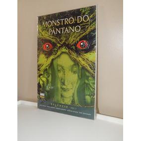 Hq Monstro Do Pântano - Regênese Vol 3 ( Lacrado )