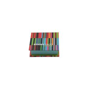 Sticky Memo Stripes Escritoriomorph