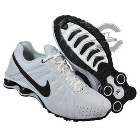 2e0e430b894b Nike Shox Junior Vermelho E Branco - Tênis no Mercado Livre Brasil