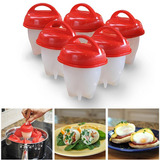 Eggletts Molde Hervidor Para Huevos Cocidos Pack 6 Piezas