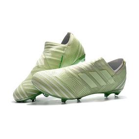 Chuteiras Adidas de Campo para Adultos Verde claro no Mercado Livre ... 742ad151c8cb1