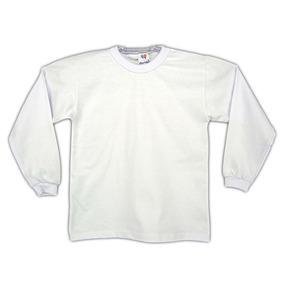 Camiseta Branca Escolar Infantil - Camisetas e Blusas no Mercado ... cc5b7da0cc6
