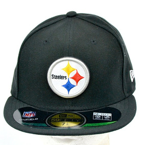 Pittsburgh Steelers New Era Gorra 59fifty 100% Original 8820de1e912