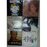 Combo Discos Lp Rock Vinilo Rock Discos De Acetato