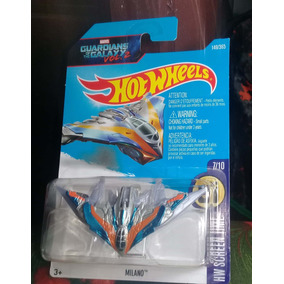 Hot Wheels - Milano - Guardiões Da Galáxia Vol. 2