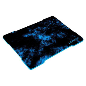 Mouse Pad Warrior Gamer Azul Ac288 Multilaser