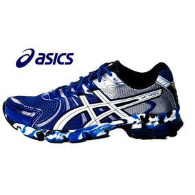 Tênis Asics Gel Sendai X Azul E Prata - Asics no Mercado Livre Brasil f05dfa12b2fa9