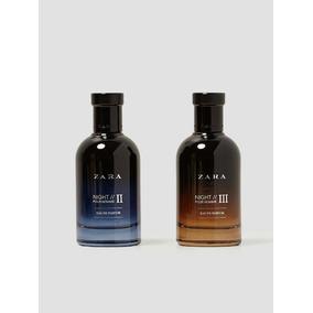 Perfumes Zara Night Ii (100ml) + Iii (100ml) Edp