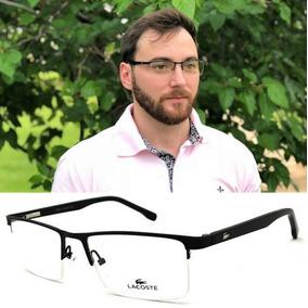 c85fb729b3 Armação Oculos Grau Masculino La2795 Acetato Nylon Original