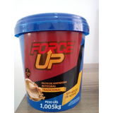 Pasta De Amendoim Integral De 1kg Force Up