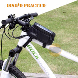 Bolsa Porta Celular Impermeable Bicicleta Roswheel Iphone