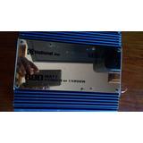 Potencia-amplificador Para Auto National 800