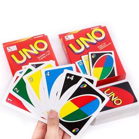 Kit Jogo De Cartas Uno Com 10 Baralhos Atacado Menor Preço