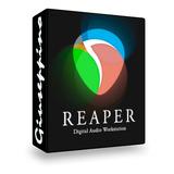 Reaper 5.9 32/64 2019 Windows Envio Gratis!