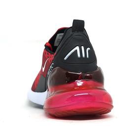 Tênis Nike Air Max 270 Masculino Vermelho Envio Imediato