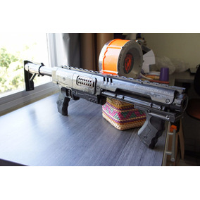 Nerf N-strike Raider Rapid Fire Cs-35 Dart Blaster Longshot