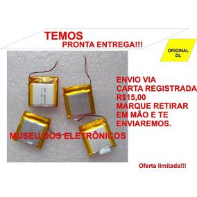 Bateria Original Para Gps Guia Quatro Rodas De 7 Polegadas