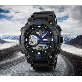 2 Relógios Skimei Digital Led Digital Promoção