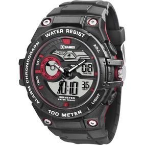 b7535d1f048 Relógio Masculino X Games Analógico Digital Esportivo Xmpp ...