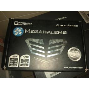 Coller Para Processador Air Coller Black Megahalems