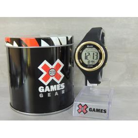 Relógio Feminino Digital X Games Mod: Xfppd035 Bxpx ( Nf)
