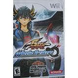 Juego Wii 5ds Yu-gi-oh! Wheelie Breakers