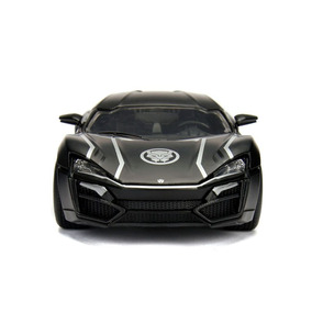 Pantera Negra - Lykan Hypersport Hollywood Rides - 1:24