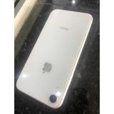 iPhone Xr 128g, Branco