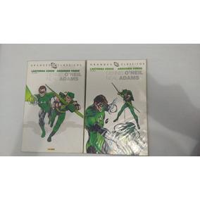 Lanterna Verde E Arqueiro Verde - Completo Em 2 Volumes