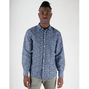 Camisa Estampado Flores Hombre - Camisas de Hombre en Mercado Libre ... 869dbca5bfe1e
