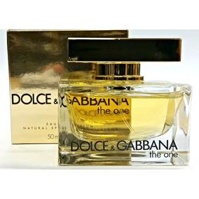 Perfume Dolce Gabbana The One Feminino 50 Ml Original - Perfumes ... a214ce39e0
